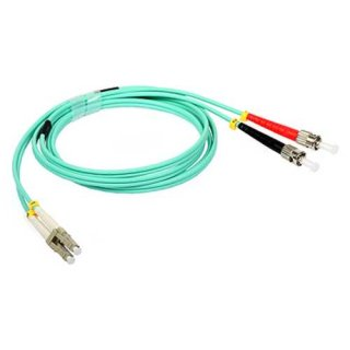 Patchcord Multimode ULTIMODE PC-357D 2xLC-2xST, duplex OM3 1,5m