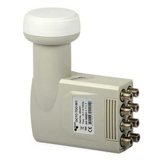 LNB SAT Octo TRIAX Too 001 0,6dB