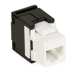 Stecker Adapter Keystone Modul RJ-45 RJ45 UTP CAT6e