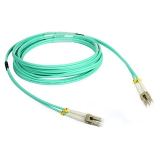LWL Glasfaser Patchcord Multimode PC-355D 2xLC-2xLC, duplex, OM3 3m